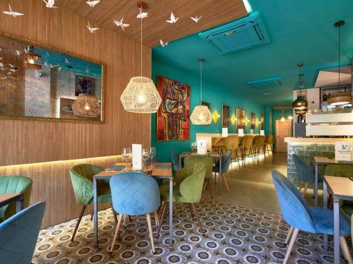 La Jaula de Papel, un restaurant atypique en plein coeur de Séville