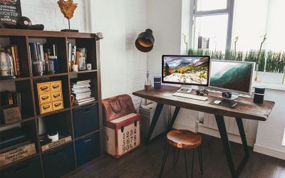 Comment organiser sa maison pour y travailler et la transformer en bureau