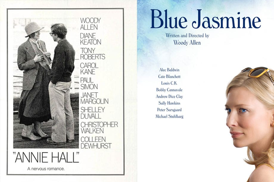 Les films qui nous inspirent par leur histoire et leur décoration.