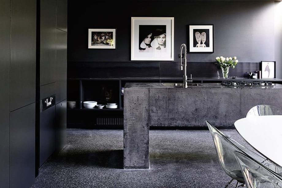 Pourquoi le granite et le terrazzo sont de retour dans la décoration avec le Brutalisme
