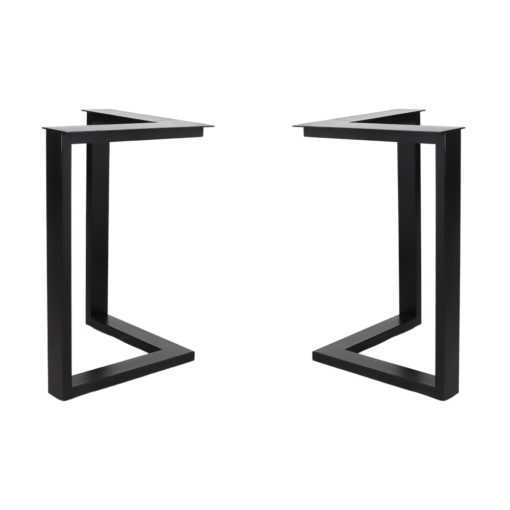 GUITARRA STRUCTURE BLACK tubes d'acier pour table style industriel. Trouvez-la chez Mister Wils. Plus de 4000m² d'exposition.
