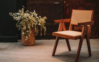 L'histoire fascinante de la chaise Chandigarh que l'on voit partout
