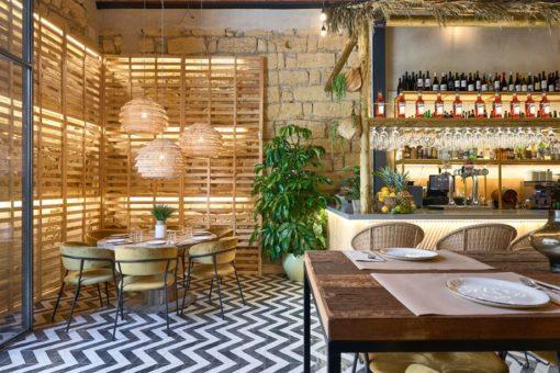 La Cantina Kulinaria, aménagé et décoré par l'équipe de MisterWils