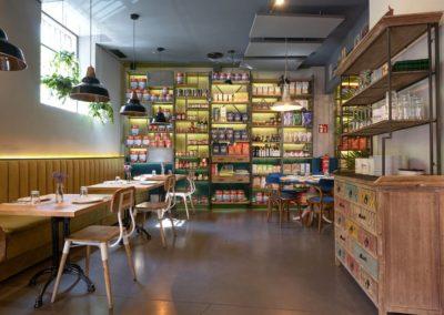 Alimentari, l'essence italienne en plein cœur de Séville | MisterWils, furniture for free souls, décoration vintage, industriel...