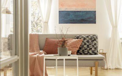 Le minimalisme chaleureux est la tendance parfaite pour l'automne