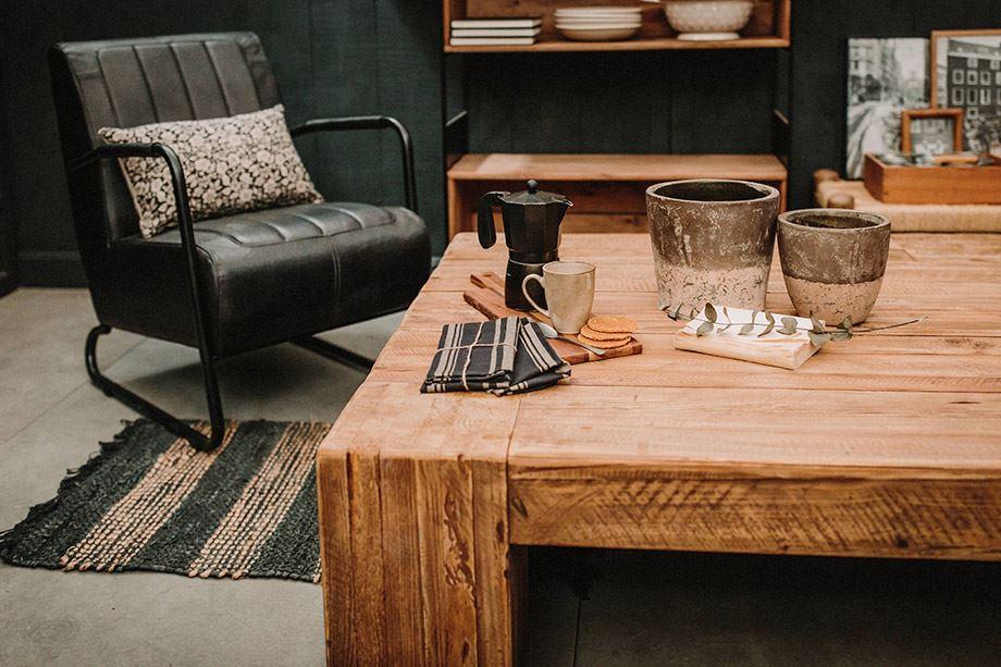 Les matériaux les plus tendances pour une table basse