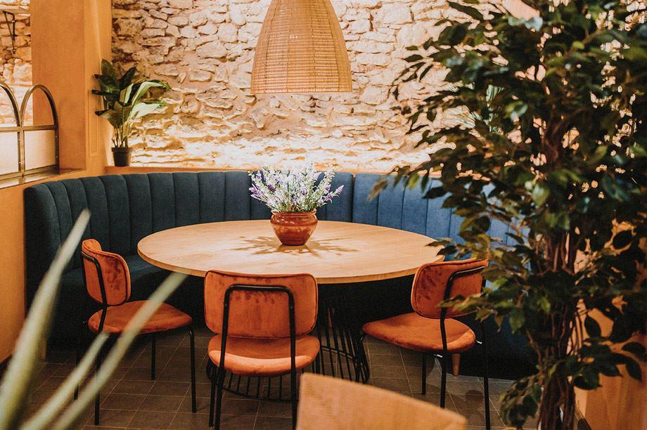Les deux idées tendances pour décorer un restaurant en 2021