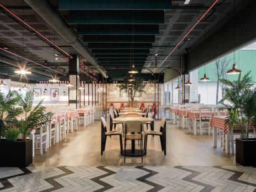 La chaîne Pomodoro, par l'architecte d'intérieur Pablo Baruc