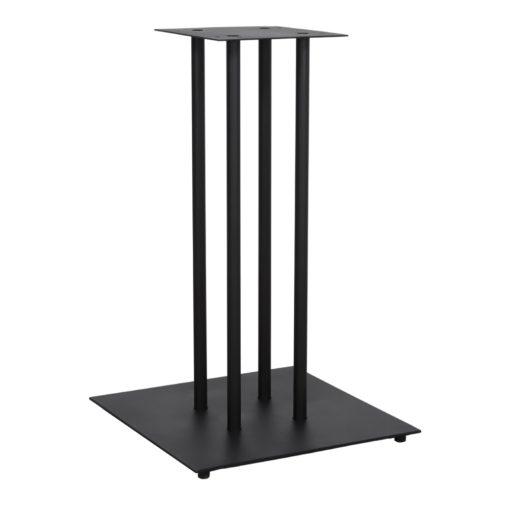 SIDECAR Structure pour table centrale de style Mid Century / Contemporain fabriquée en acier. Finition peinture powder coated.