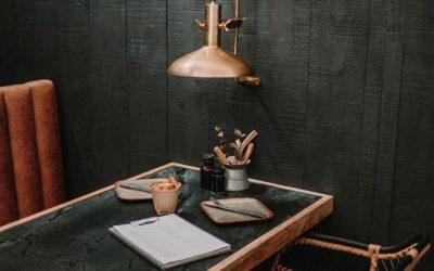 Tables de restaurant: les 5 nouvelles tendances