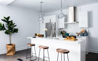 Tabourets de cuisine ou counter stools, pour créer des espaces design