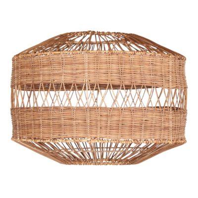 ABAT-JOUR LAMPE EN ROTIN HEMPY de style Scandinave | Trouvez-la chez MisterWils. Plus de 4000m² d'exposition.