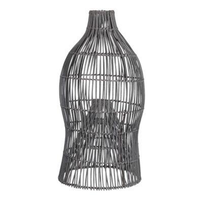 ABAT-JOUR LAMPE EN ROTIN VALUE de style Exotique | Trouvez-la chez MisterWils. Plus de 4000m² d'exposition.