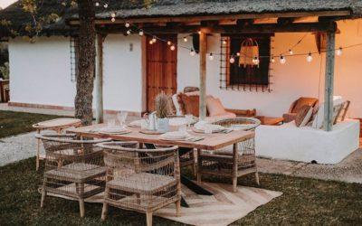 Les meubles en fibres naturelles préférés des architectes d'intérieur