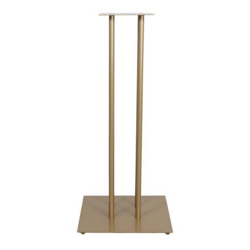 SIDECAR Structure pour table centrale de style Mid Century / Contemporain fabriquée en acier. Finition peinture powder coated.2