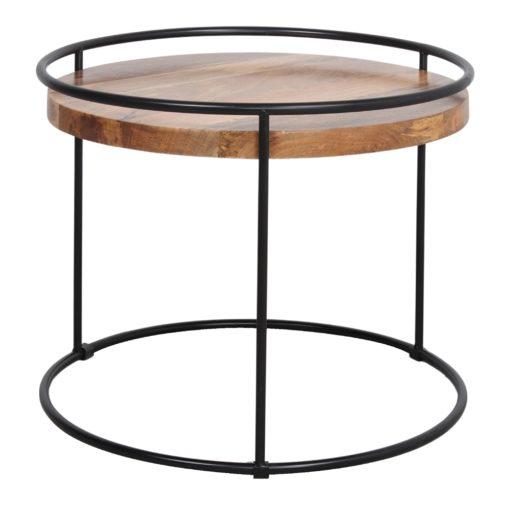 TABLE BASSE DORIN MANGO de style Contemporain   Trouvez-la chez MisterWils. Plus de 4000m² d'exposition.