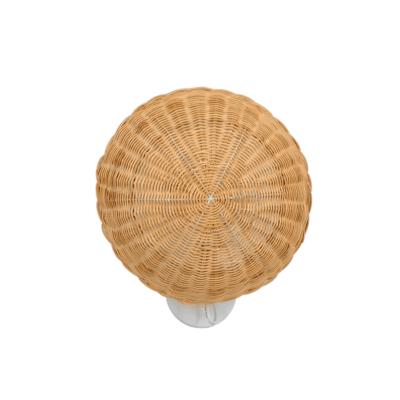 APPLIQUE MURALE WIPER en rotin de style Tropical | Trouvez-la chez MisterWils. Plus de 4000m² d'exposition.