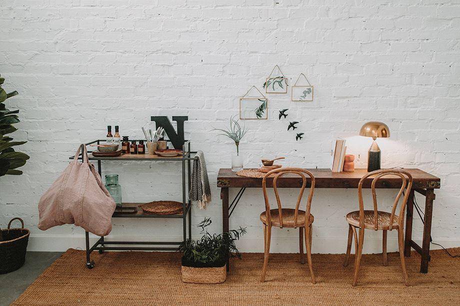 muebles de rejilla estilo cannage