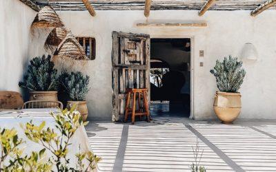 Décoration style méditerranéen-rustique: nature et design.