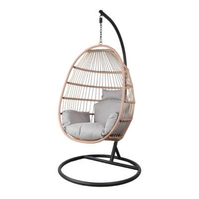 CHAISE SUSPENDUE CLAUDINE type Egg Chair | Trouvez-la chez MisterWils. Plus de 4000m² d'exposition. 1