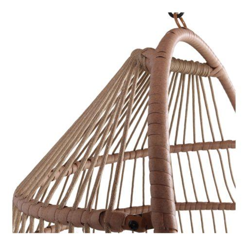 CHAISE SUSPENDUE CLAUDINE type Egg Chair | Trouvez-la chez MisterWils. Plus de 4000m² d'exposition. 4