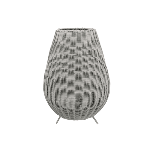 LAMPE DE TABLE ARTEKA en rotin de style Scandinave | Trouvez-la chez MisterWils. Plus de 4000m² d'exposition.