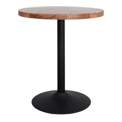 TABLE EN MÉTAL ET BOIS TULIP de style Mid Century | Trouvez-la chez MisterWils. Plus de 4000m² d'exposition. 2