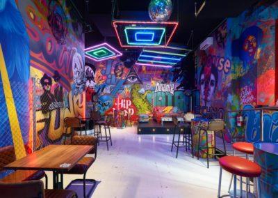 Bar Mutant, muter ou mourir ! Un projet de Marcos Muñoz