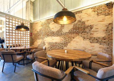 MAMAINA, un nouveau bar de tapas décoré par MisterWils