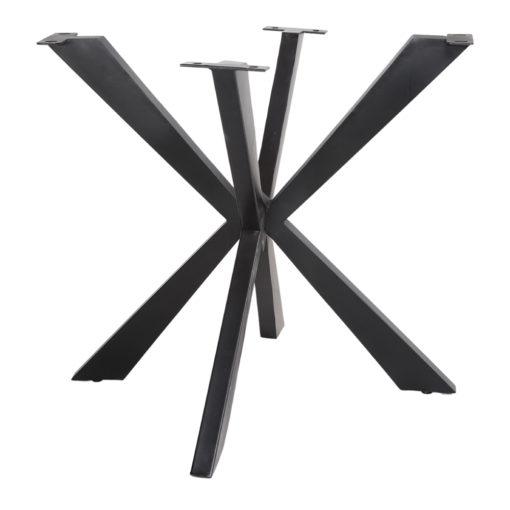 STRUCTURE OKSANA pour table de style industriel | Trouvez-la chez MisterWils. Plus de 4000m² d'exposition. 2
