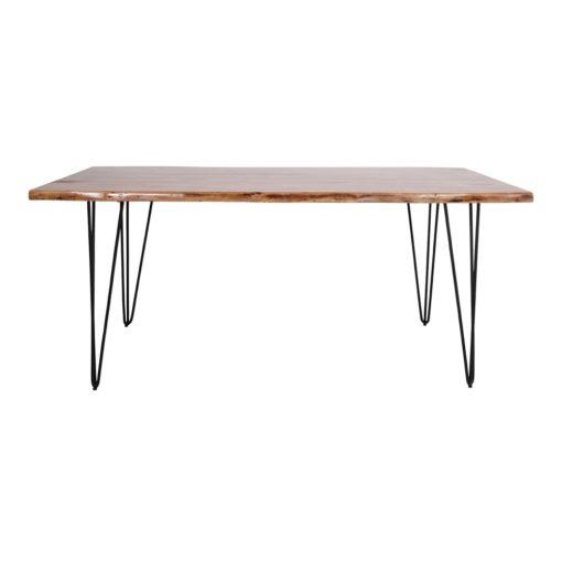 TABLE DE SALLE À MANGER BOMBAY style Rustique   Trouvez-la chez MisterWils. Plus de 4000m² d'exposition. 1